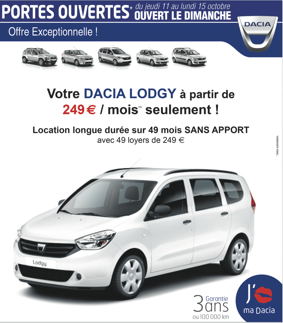 dacia lodgy partir de 249 mois seulement renault cote d 39 azur le blogrenault cote d 39 azur le blog. Black Bedroom Furniture Sets. Home Design Ideas