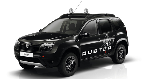 arriv e du dacia duster s rie limit e aventure tr s prochainement renault cote d 39 azur le. Black Bedroom Furniture Sets. Home Design Ideas