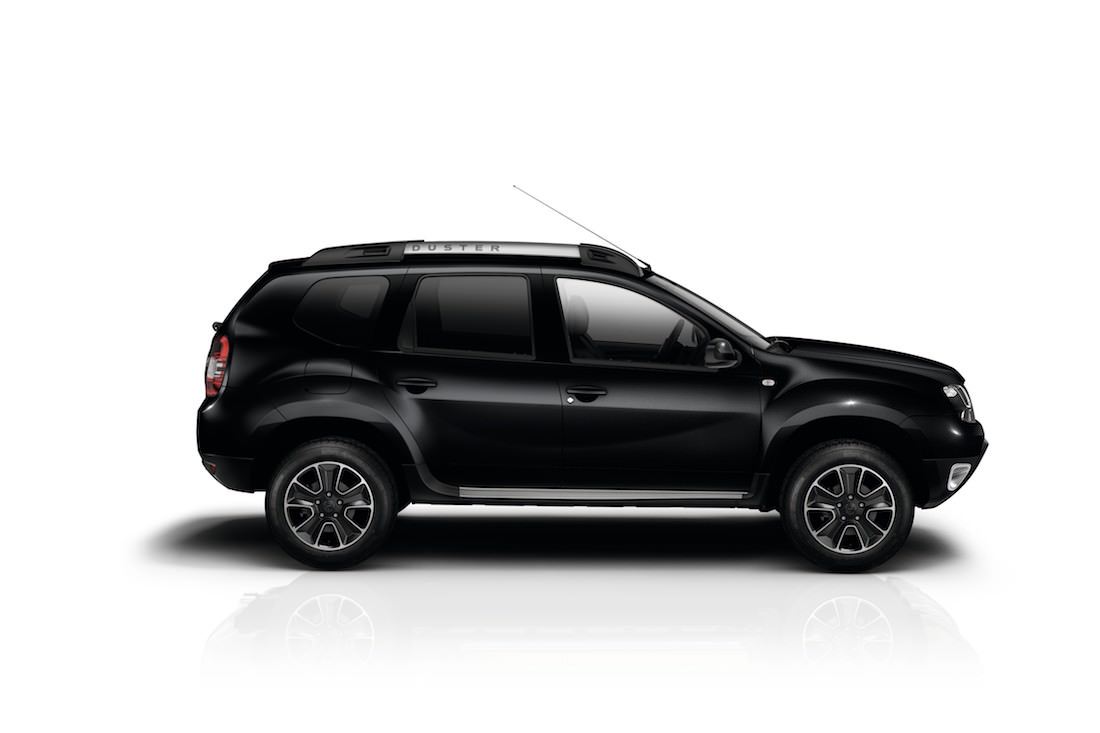 dacia duster black touch nouveau look pour une nouvelle. Black Bedroom Furniture Sets. Home Design Ideas