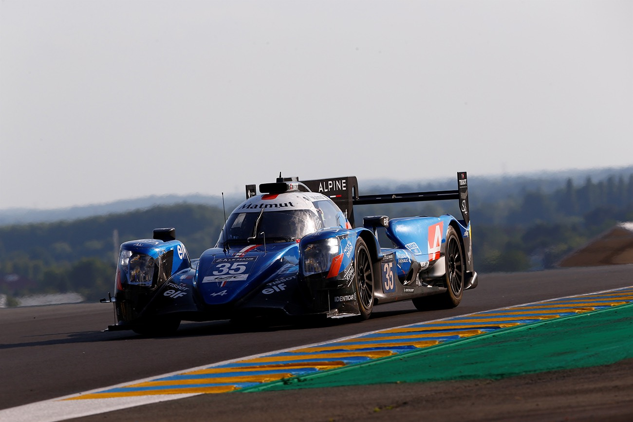 24 heures du mans l 39 alpine a470 sur le podium lmp2 renault cote d 39 azur le blogrenault. Black Bedroom Furniture Sets. Home Design Ideas